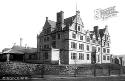 Halifax, The Infirmary 1896