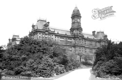 Halifax, The Orphanage 1893