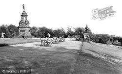 Halifax, The Promenade, West View Park c.1955