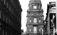 Halifax, the Town Hall c1960