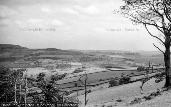 Photo of Halifax, Warley Edge c.1955