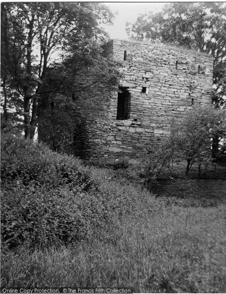 Photo of Halkirk, Braal Castle 1952