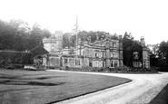 Halkyn, Castle c1940