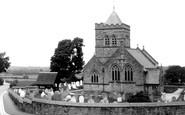 Halkyn, Church c1955