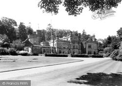 Halkyn, The Castle c.1940