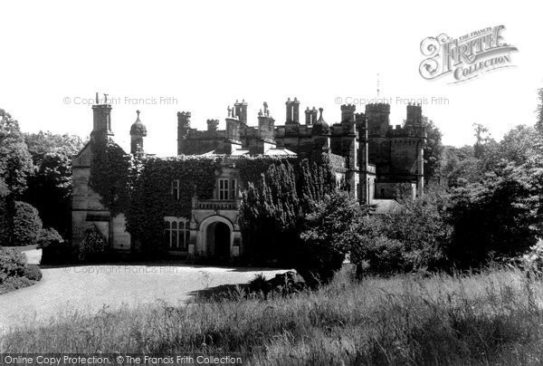 Photo of Halkyn, The Castle c.1955