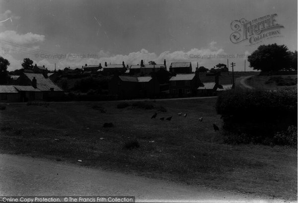Photo of Halkyn, The Catch c.1955