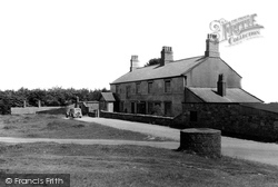 The Post Office c.1940, Halkyn