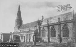 Parish Church Of St Cuthbert 1900, Halsall
