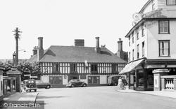 Halstead, Bridge Street c.1955