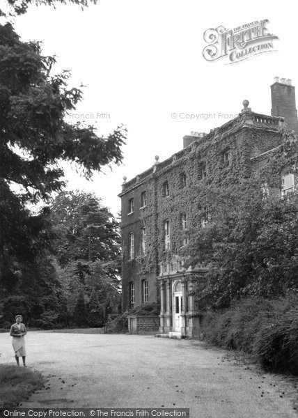 Halstead, Halstead Place c.1955