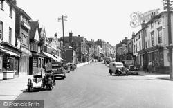 Halstead, High Street 1952
