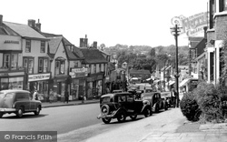 Halstead, High Street c.1955