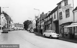 Halstead, High Street c.1965