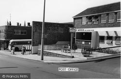 Halstead, Post Office c.1965
