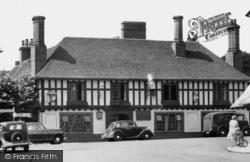 Halstead, The Bull Hotel c.1955