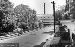 Halstead, The Causeway c.1965