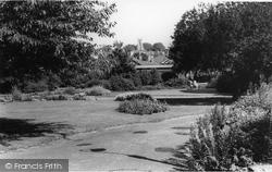 Halstead, The Recreation Ground c.1965