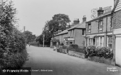 Halstead, The Rose And Crown, Otford Lane c.1955