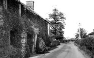 Halstock, the Village c1955