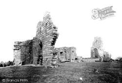 Castle Ruins 1894, Halton