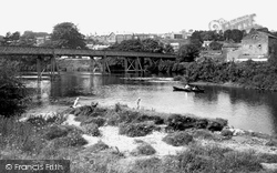 From The River Lune c.1955, Halton