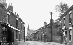 Main Street c.1955, Halton