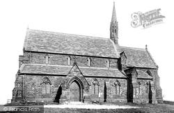 St Mary's Church 1894, Halton