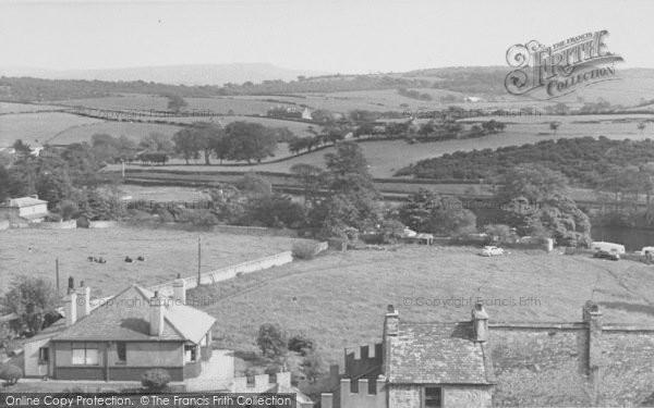 Photo of Halton, The Village c.1960