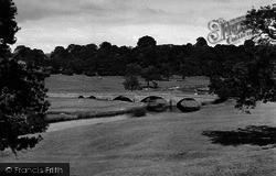 Halton West, The Bridge c.1950