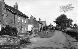 Halton West, The Village 1950
