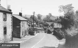 Haltwhistle, Castle Hill c.1960