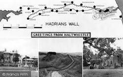 Haltwhistle, Composite c.1960