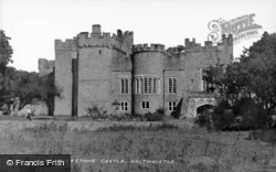Featherstone Castle c.1939, Haltwhistle