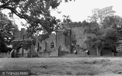Featherstone Castle c.1950, Haltwhistle