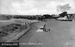 Kilfrost Park c.1955, Haltwhistle