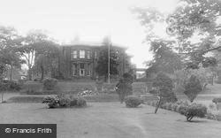 Memorial Hospital c.1960, Haltwhistle
