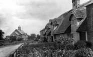 Ham Green, Old Cottages 1904