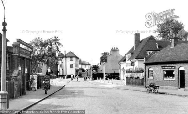 Ham, the Street c1950