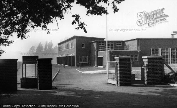 Hamble, County Primary School c1955