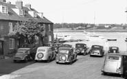 Hamble, Royal Southern Yacht Club c1955