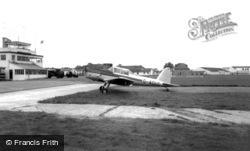 Hamble, The Flying School c.1955, Hamble-Le-Rice