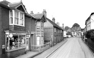 Hamble, the Post Office c1965