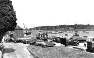 Hamble, the Quay c1955