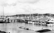 Hamble, the River c1960