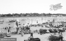 Hamble, The River Hamble c.1965