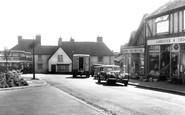 Hamble, the Village c1955