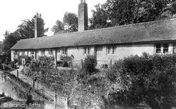 Hambledon, Almshouses 1904