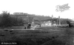 Hambledon, Cricket Green 1906