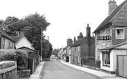 Hambledon, East Street c1955
